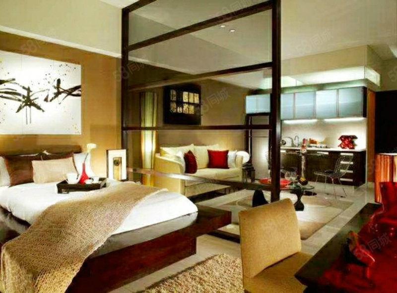 丽江假日精装公寓雪景现房只要28万的总价投.资回.报高