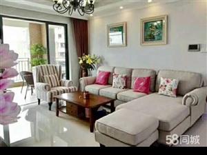 君悦城从未入住过全新装修精装三房家电齐全拎包入住