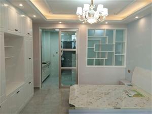 柳江路附近,精装单身公寓,家具家电齐全,拎包入住