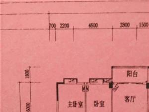 阳光嘉年华电梯顶层,127平方3房2厅4250每平方