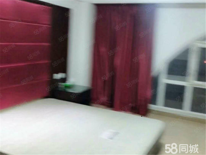 福海路星河城精装修一室一厅一卫情侣单身必选拎包入