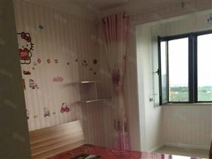 出租紫玉花园76平米,全新家具家电,月租金1300