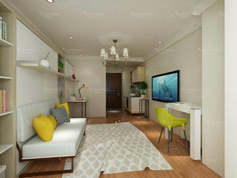 布丁公寓智能组合折叠式家具超大空间利用率举办网球顶级赛事