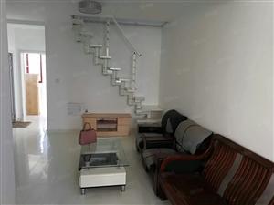 上王埠花园套二顶加阁套四家具家电全精装干净整洁
