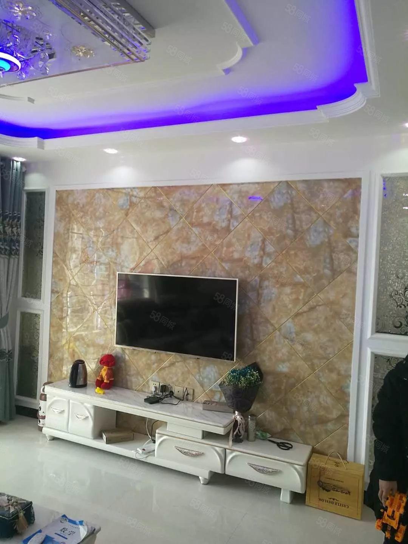 翰豪国际精装三室全新家电随时看房价格美丽