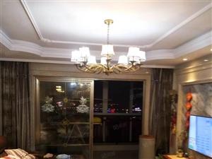 真正的江景房,晨晖帝景4室2厅精装修,全明户型,拎包入住