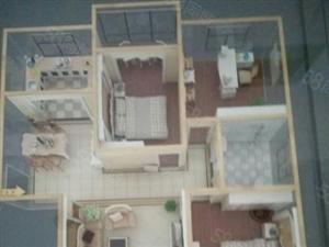 安定南山花园3室2厅1卫126.34平米