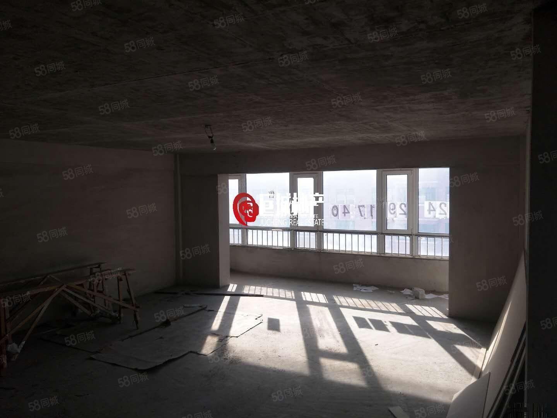 急售:书香家园B区3室半跃层毛坯毛坯