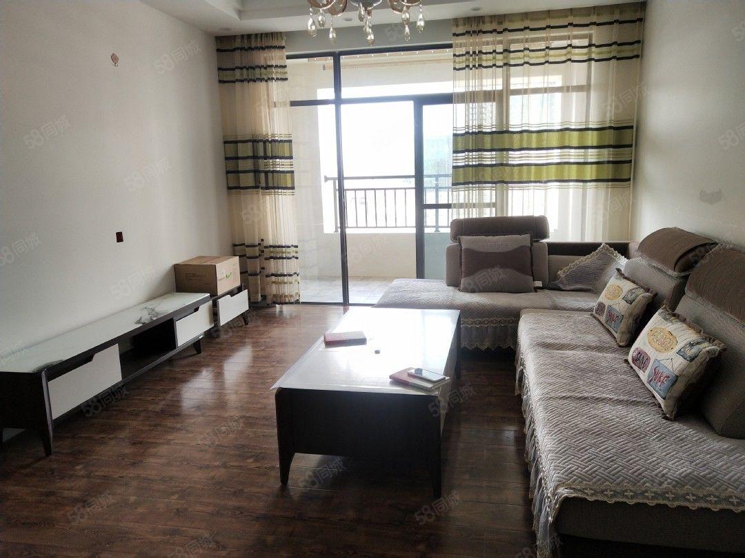 北片区景观房聂耳广场附近红星国际12楼带全套家具