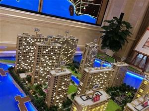 绿城蔚蓝公寓精装海景房2房2厅1卫80平米仅此一套