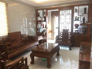 华景嘉园豪华装修电梯高层拎包入住中央空调红木家具