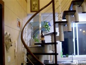 华佳梅园高档小区复式小洋房实际面积达200平方米