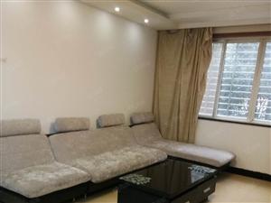 利明家园,2楼,三室两厅,家具家电齐全,1400每月,