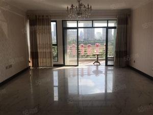 章江北大道蓝波湾江景房豪华装修未入住4房仅售145万一口价