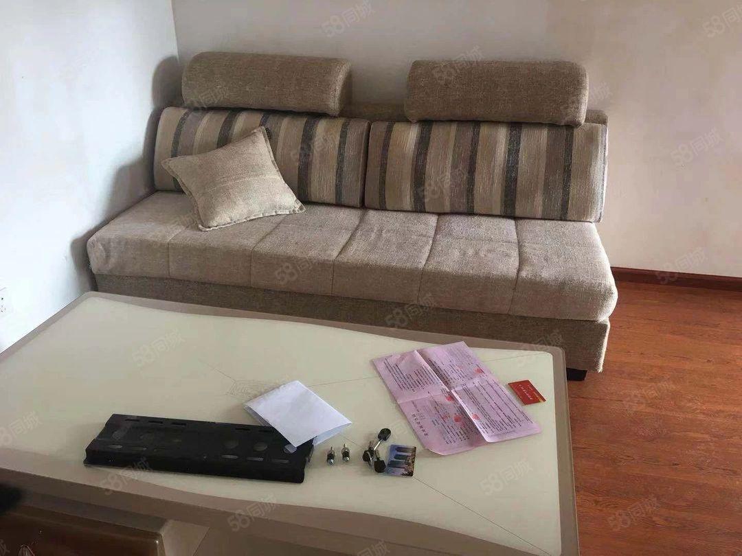 一小对面极中心11楼公寓精装1200元/月带家电家具