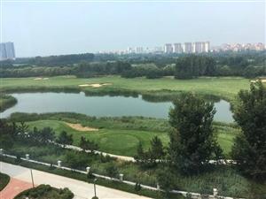 龙口绿庭融园,海景高尔夫公寓,70年大产权,投资自住