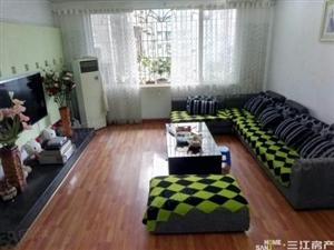 中心市滨江路二段住家精装三室两厅两卫拎包入住