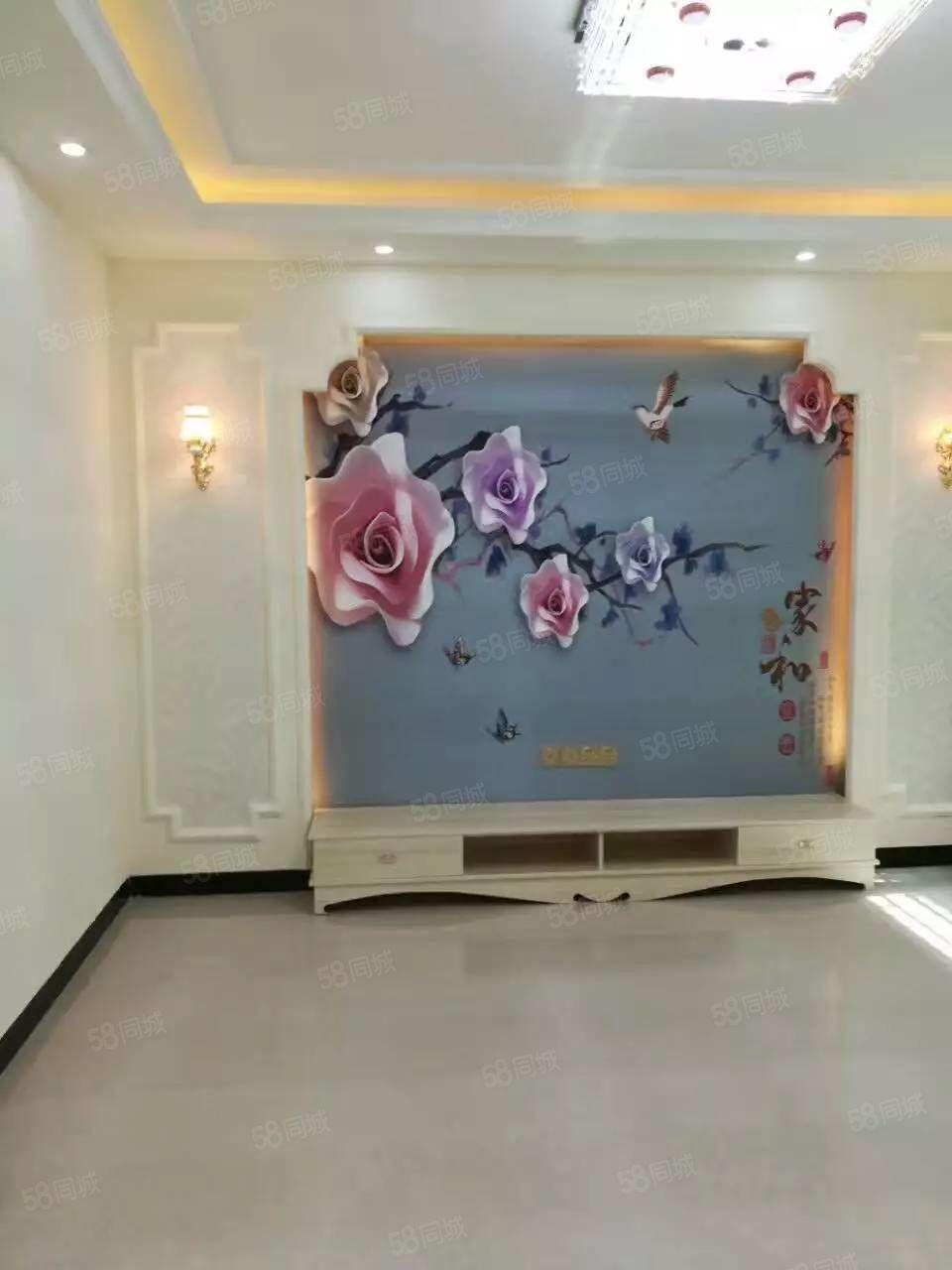 祁东新区步行街住房4层新装修如图3室售35万