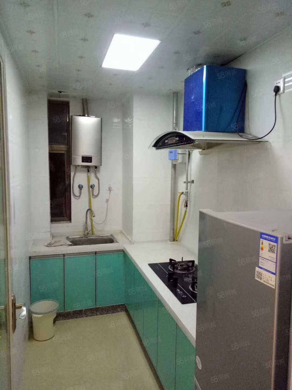 苏州花园标准一室一厅家电齐全年租11000