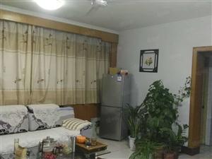 鸿泰小区黄1渤7两室一厅92平实图3楼带空调