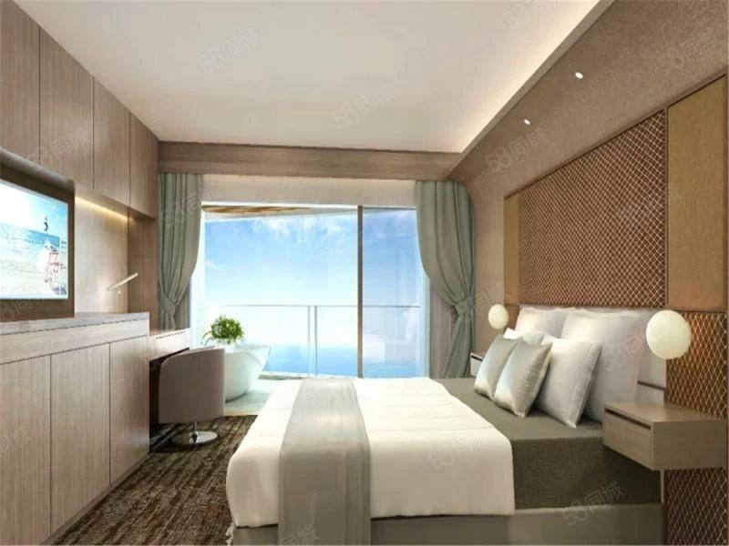 万达精装小公寓实现舒适两房体验奢华生活公寓必选