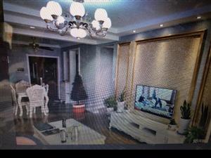 金瀚家园2楼185平带地下室带车库带车位豪华装修180万