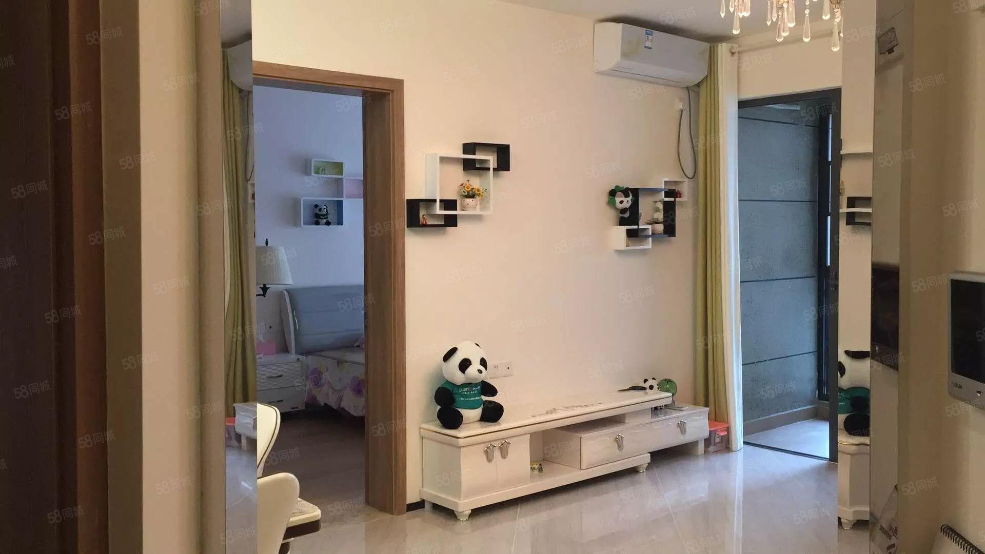 恒大名都公寓家具家电齐全拎包入住看房方便房东人很好!