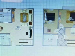 范蠡大观准现房4700一平包更名跃层随时装修