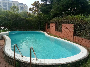 绅园雕塑园大独栋别墅私家游泳池近石老人弄海园明珠花园