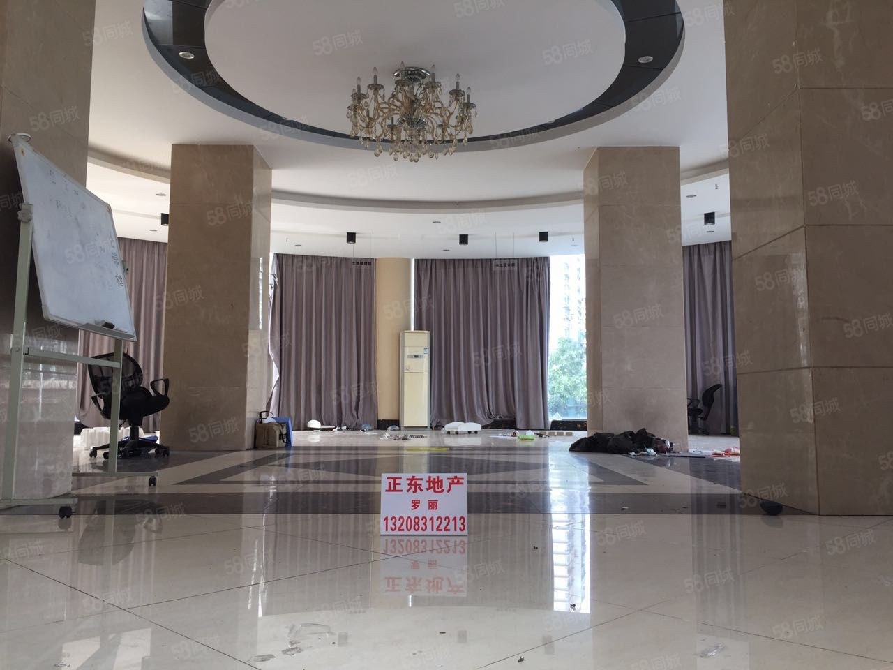 皇冠假日酒店旁,临街旺铺开发商招租,适合各种业态
