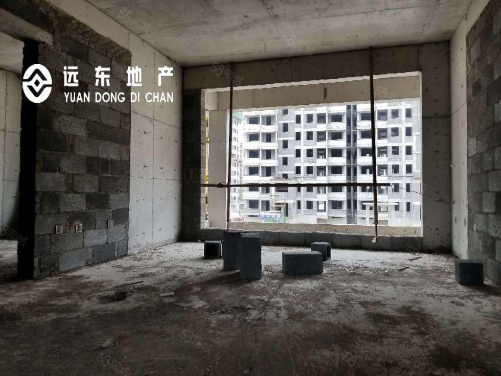 金域华城3期期房10楼不临街不把边