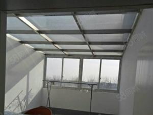 金厦华庭复式楼带大平台阳光房