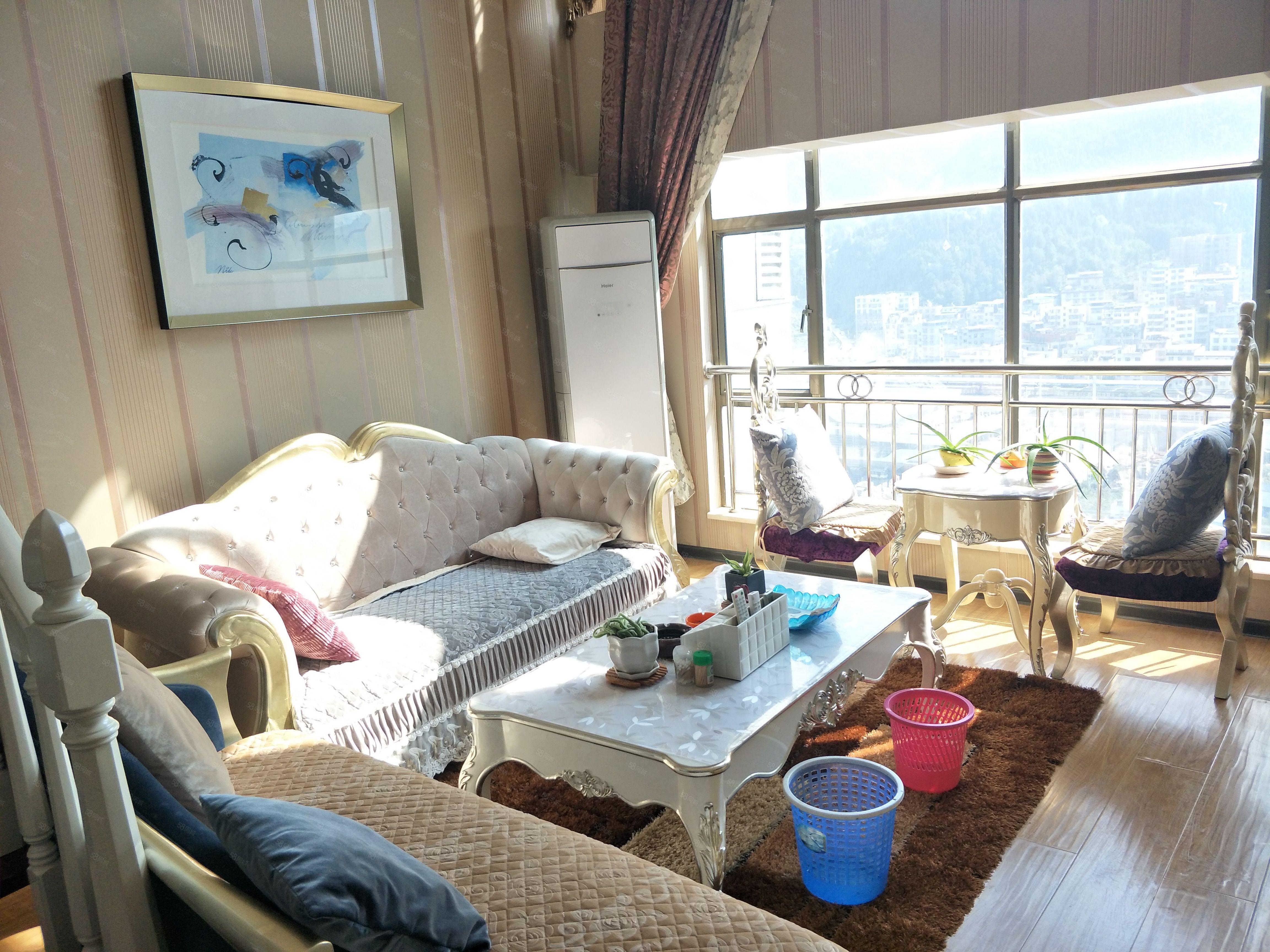 火车站附近.江华国际精致2室.家电齐全.干净整洁