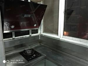 吉美欢龙庄园4楼120平空租床热水器抽油烟机月1000元