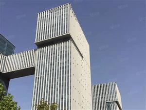 出租东城金融港大厦六楼阳面精装122平1,2元一平