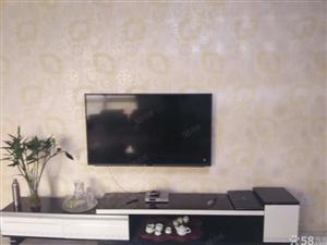未来城2室1厅精装修家具家电水电煤暖1500元