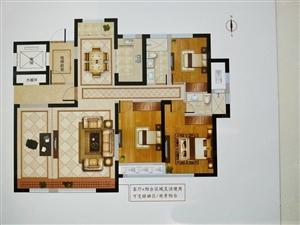 理想之城玉兰花园新品加推170平4室2厅2卫