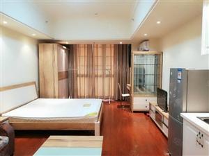 万达SOHO精装公寓一口价35万租金抵月供