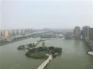 隆盛华府,毛坯两房风景尽收眼,带超大阳台证满两年税费低