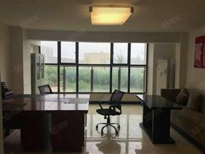 章江新区中航公寓带整套家具空调办公出租临近九方