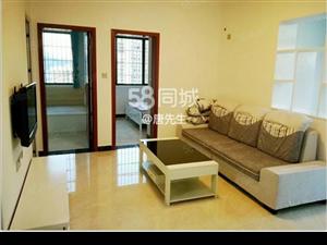 优选大汉新城两室一厅精装修拎包入住高楼层视野采光好