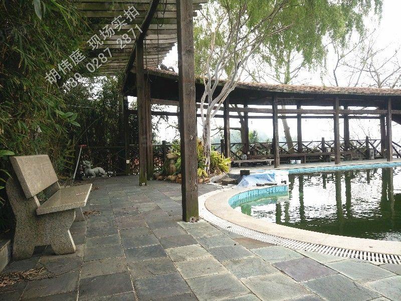 珠海山庄聚龙溪别墅独栋酒店整个半山都是私家梅诺卡别墅别墅图片