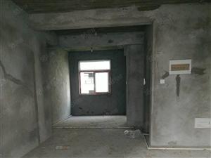 天鹅山庄毛坯电梯三房56万急售