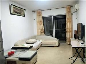 海滨一号单身公寓出租,带独立客厅,设备齐全拎包入住全景落地窗