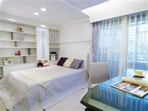 天鹅广场对面恒泰华庭一室一厅精装带全套家具家电好房出租