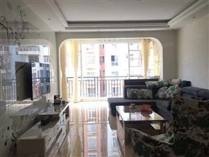 惠民路怡景花园精装3房中间楼层靠近惠民二小