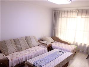 兴隆大家庭万达广场渤海大学附近精装两室包取暖可半年付