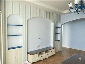 望湖小区设施齐全一室一厅57平方户型好已改地暖凉台有水管。