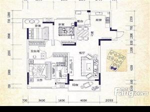 七星区冠泰城国精装修3室2厅2卫119平米