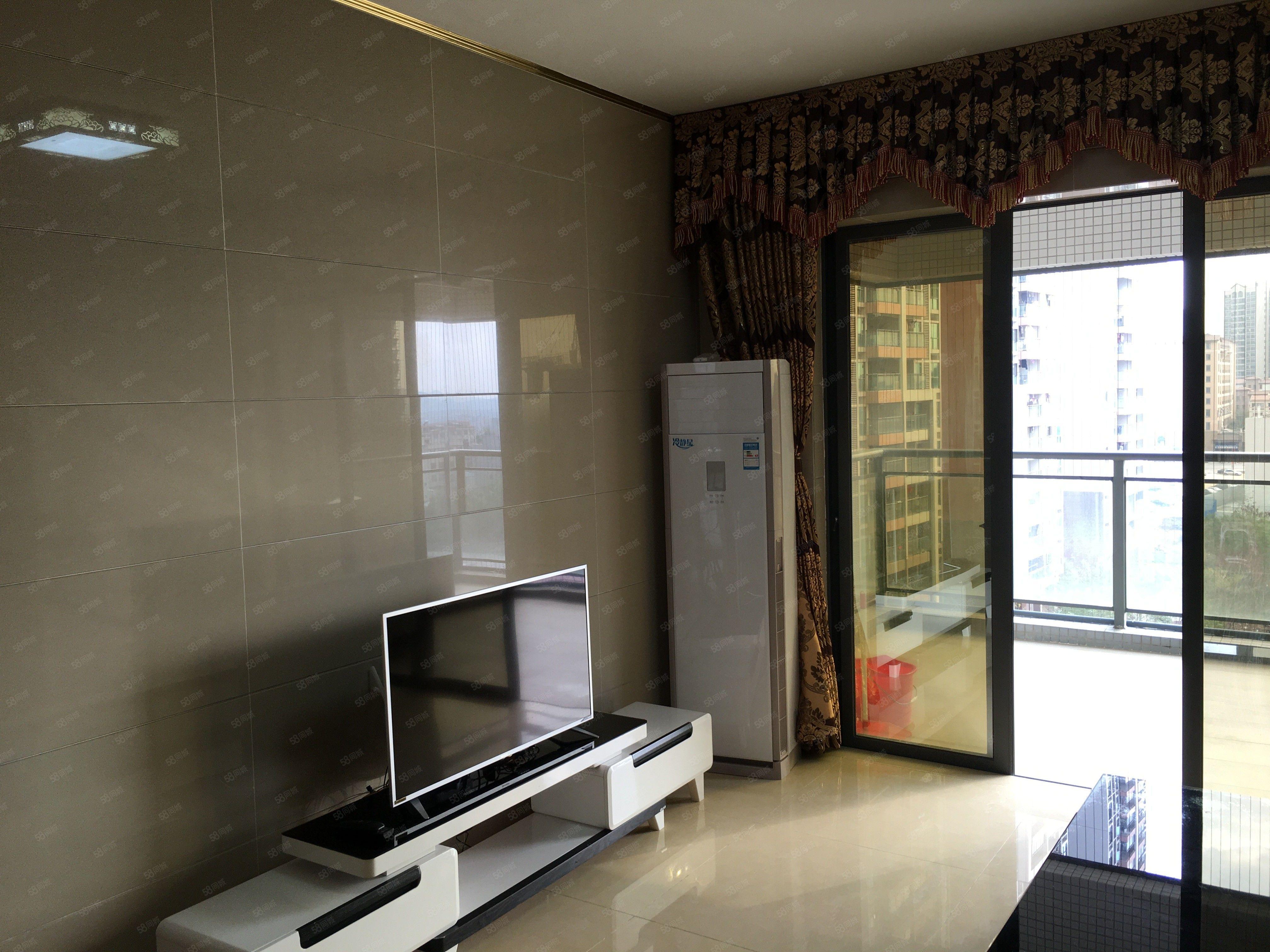 澳门二十一点游戏京源上景128方三房,家电齐全,装修新净,2500银